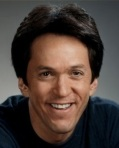 Author, Mitch Albom
